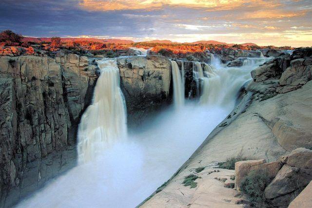 Augrabies Falls, SudAfrica