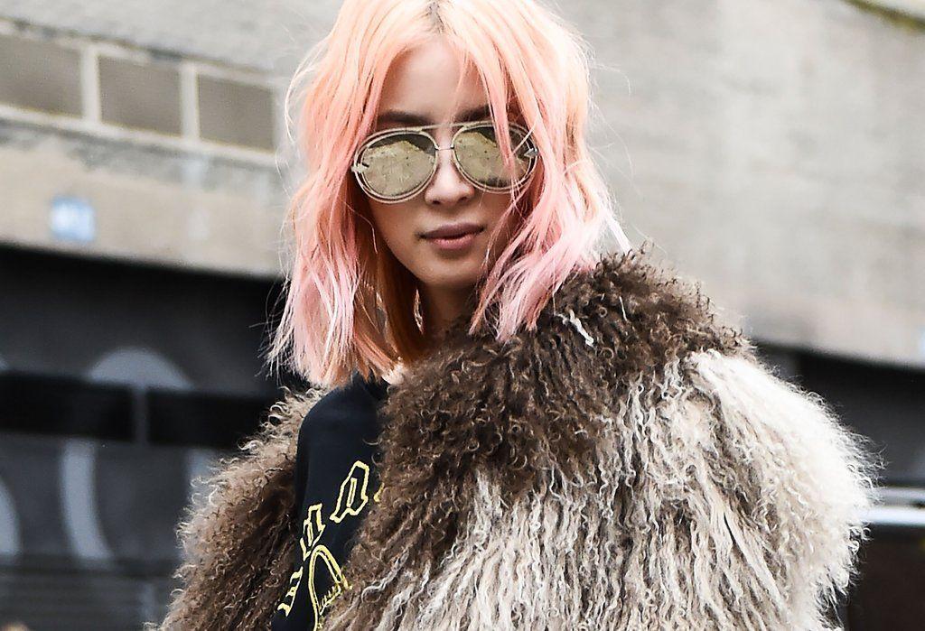 Blorange, il nuovo colore di capelli