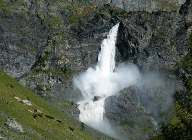Cascate del Serio, Lombardia