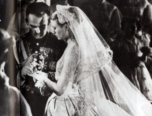 Grace Kelly e Ranieri di Monaco