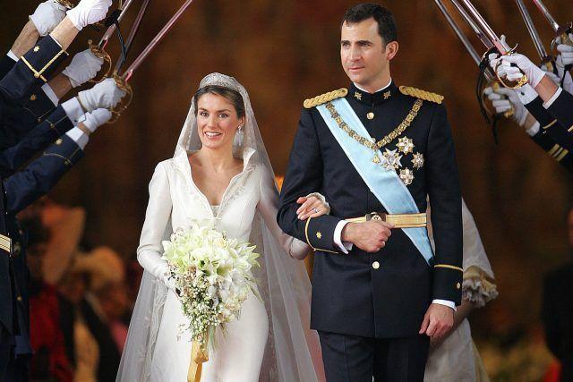Letizia e Felipe