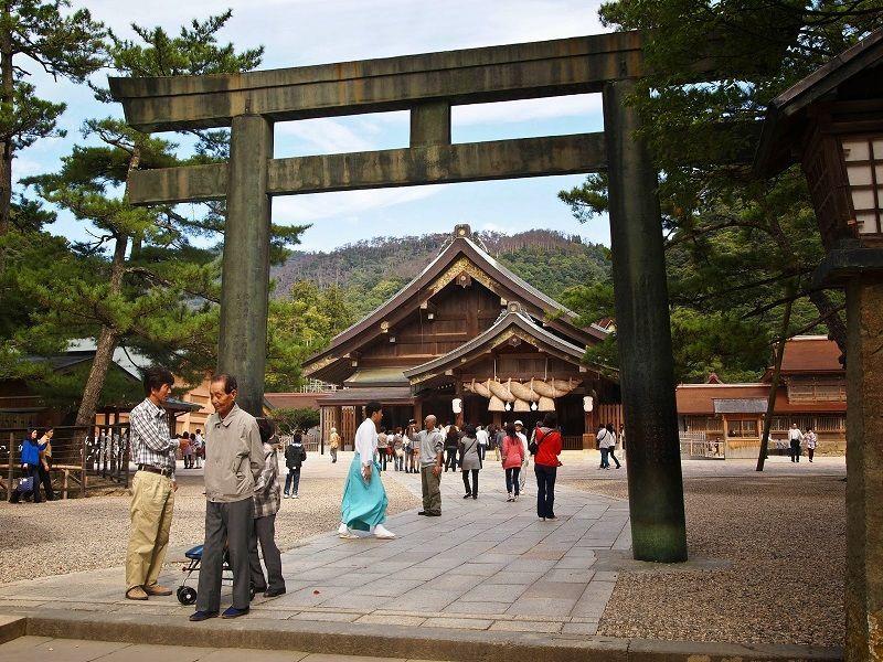 tempio shimane