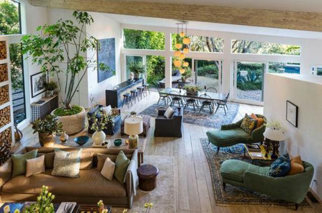 La villa di Malibu di Patrick Dempsey