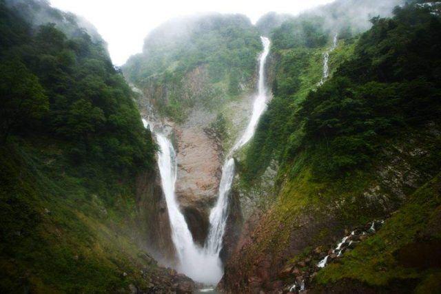 Shomyo Falls, Japan