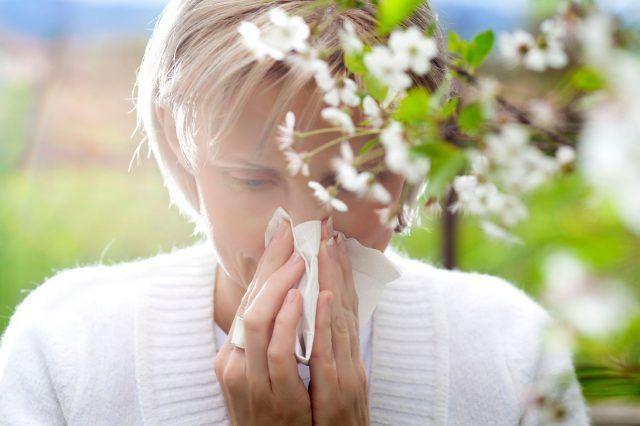 La primavera è un incubo per chi è allergico.
