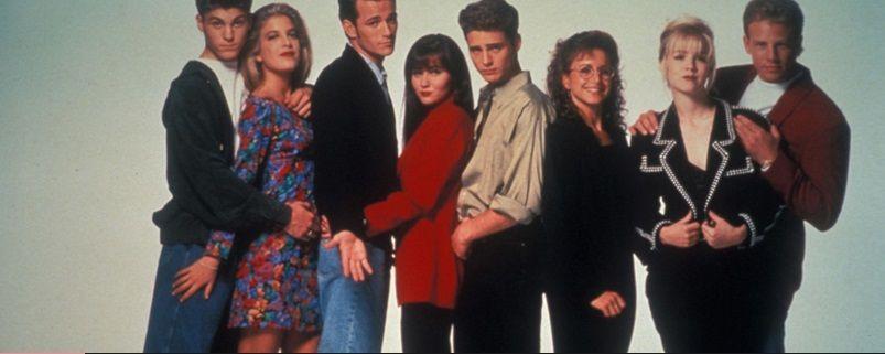 Il cast di Berverly Hills