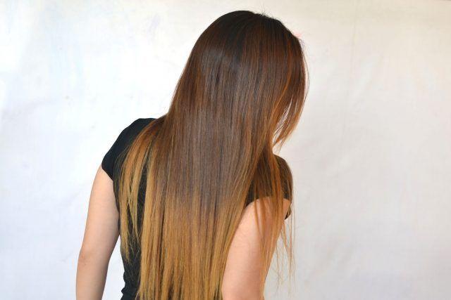 Adesso godetevi i vostri capelli perfettamente lisci!