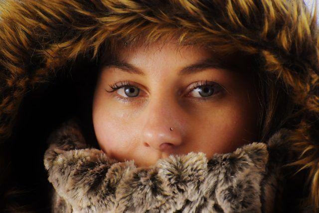 Attenzione anche al cappuccio di pelliccia