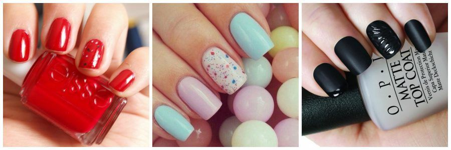 collage unghie colori 1