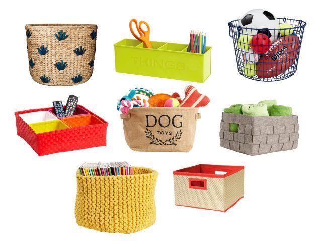 Risistemate gli oggetti da tenere in ordine: aiutatevi con scatole, cassetti, appendini e tutto ciò di cui potete aver bisogno per tenere tutto in ordine.