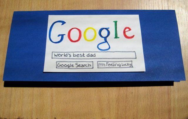 Festa del papà, biglietto con Google per trovare il miglior padre del mondo... il vostro!