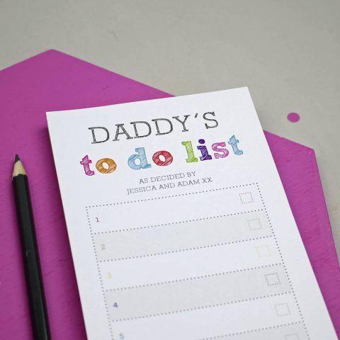 Festa del papà, lista delle cose da fare insieme!