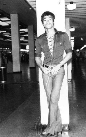 Bruce Lee negli anni 70