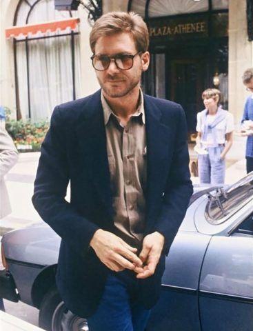 Harrison Ford a 36 anni