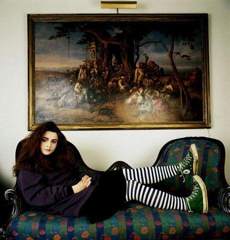 Helena Bonham Carter a 20 anni