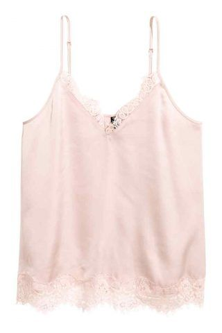 Top in satin H&M €14.99