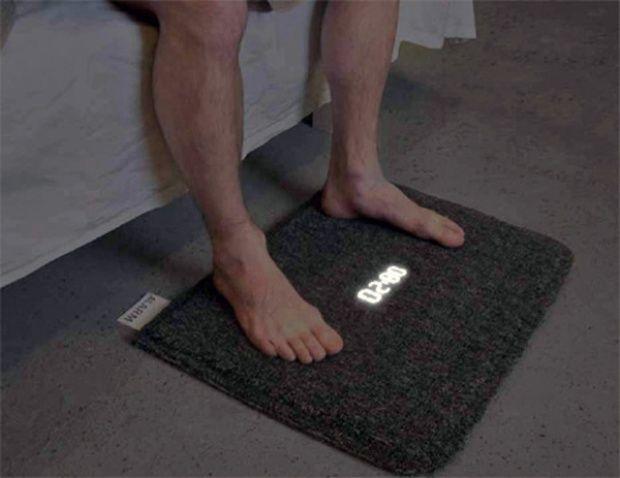 Il tappeto sveglia