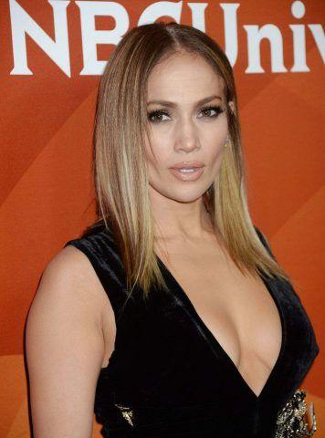 Il nuovo taglio di capelli di Jennifer Lopez
