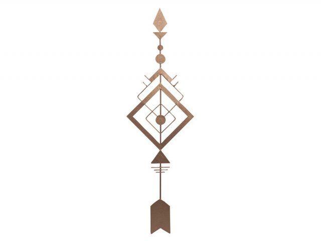 Maisons du Monde, collezione Coachella: decorazione in rame
