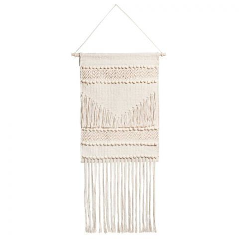 Maisons du Monde, collezione Coachella: decorazione in cotone