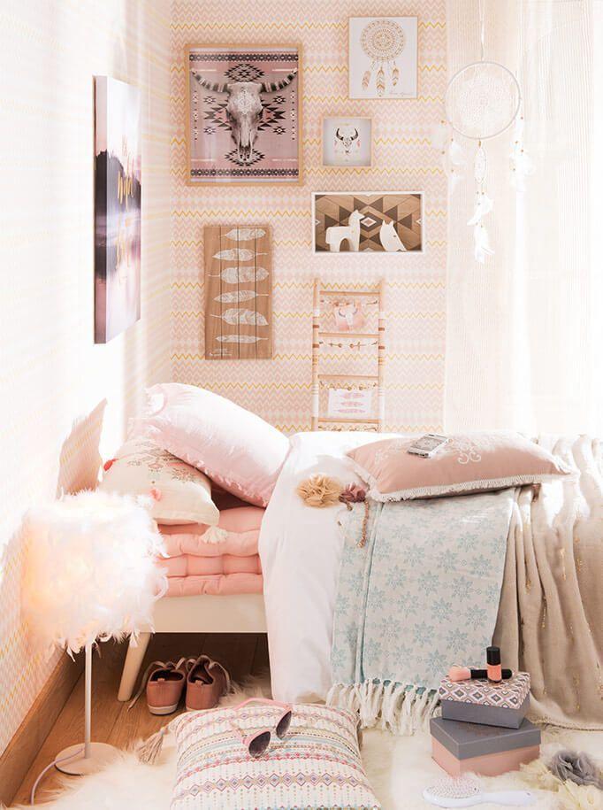 Maisons du monde presenta la collezione coachella bigodino Maison du monde chambre a coucher