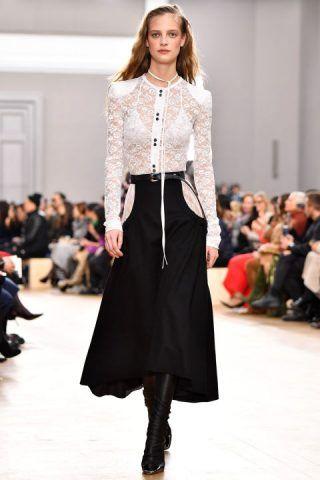 Paris Fashion Week, il romanticismo di Nina Ricci