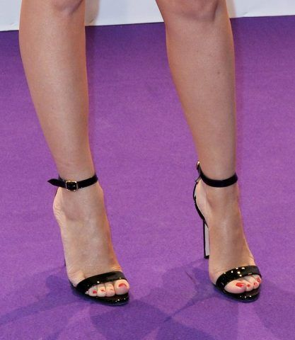 I piedi di Kylie Minogue