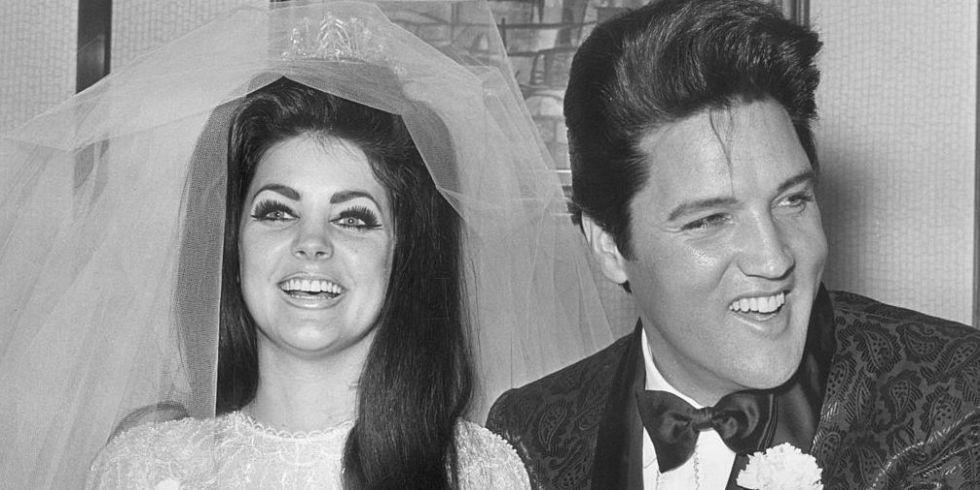 Priscilla ed Elvis si sono conosciuti in Germania nel 1959: le nozze nel 1967 e la nascita di Lisa Marie, poi la separazione, pare perché lui non l'amasse più.