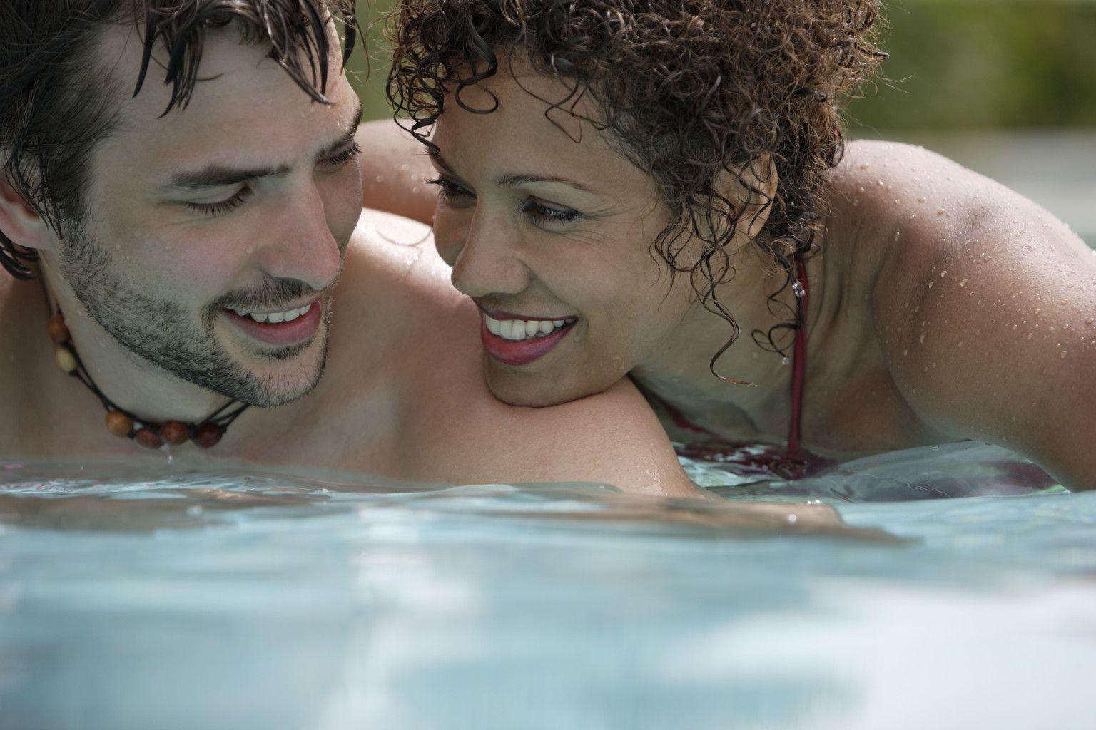 Fare sesso in acqua
