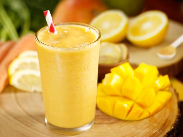 Smoothie al mango