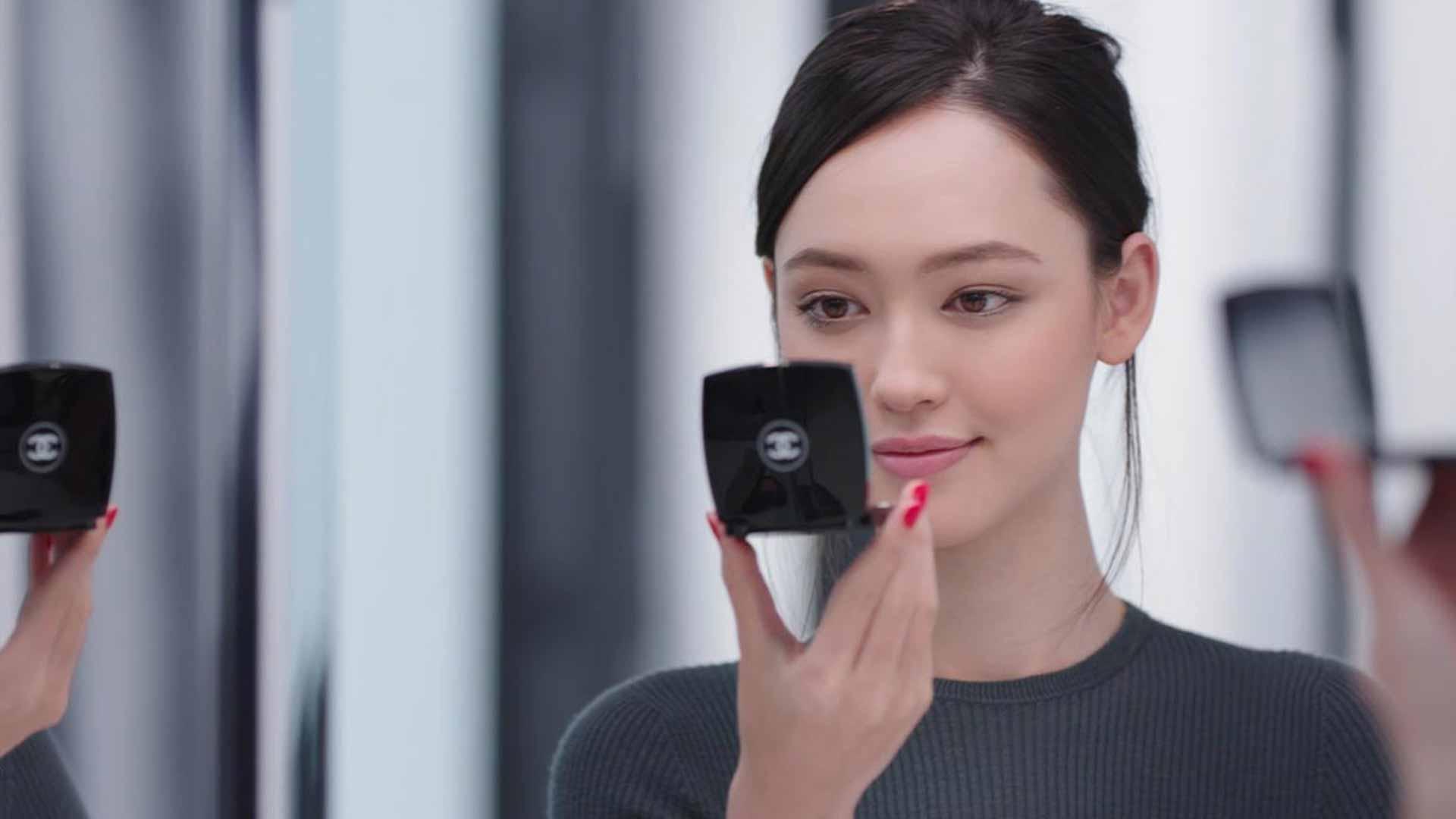 Make up labbra primavera-estate 2017, nude da Chanel