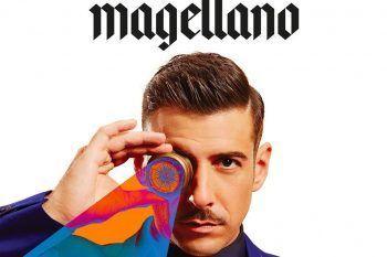 Francesco Gabbani in ritiro prima dell'Eurovision Song Contest 2017
