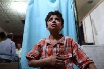 Bambino siriano racconta: ho visto Dio durante l'attacco
