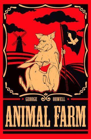 Animal Farm, libro perfetto per chi ha un livello intermedio