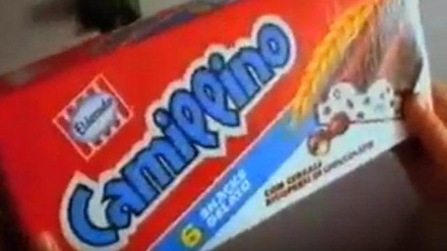 Il gelato Camillino di Eldorado