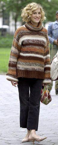 Un maglione oversize non fa sentire ingombranti!