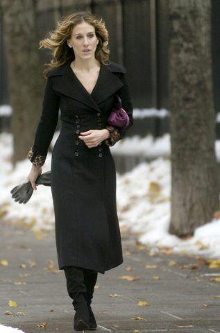 Un cappotto classico non va mai fuori moda!