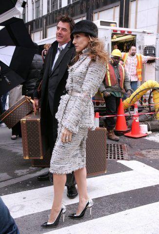 Quando siete in dubbio, indossate uno Chanel!