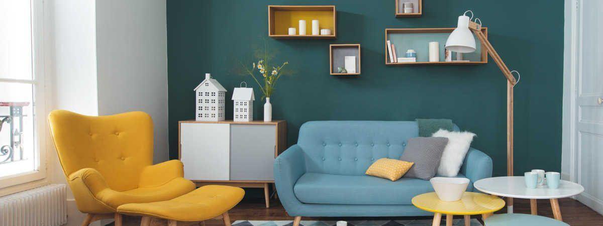 Come colorare le pareti di casa in primavera bigodino - Les styles de decoration ...