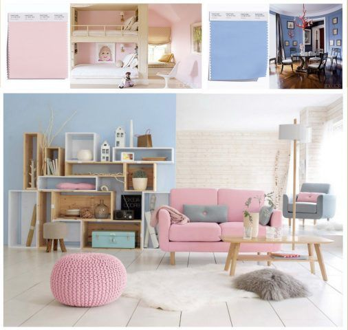 Come colorare le pareti di casa in primavera bigodino - Colorare pareti casa ...