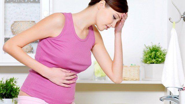 dolore addominale basso in gravidanza