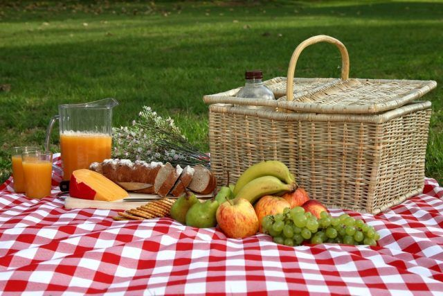 Pic nic in campagna