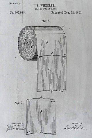 Il verso giusto del rotolo di carta igienica