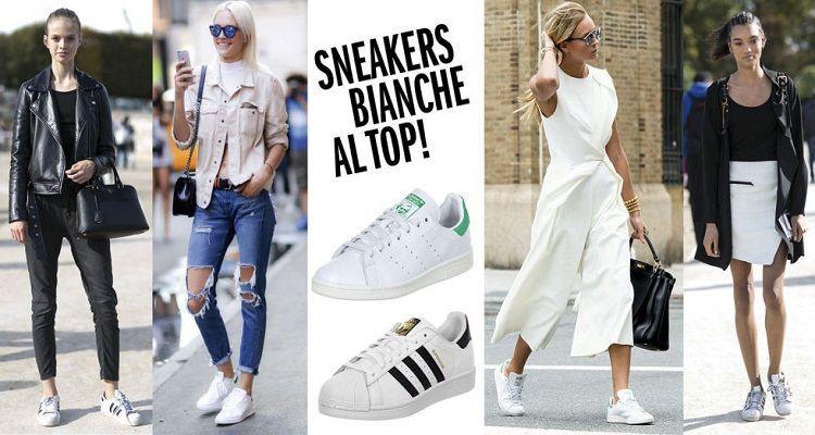 Sneakers Come Sneakers Indossare Come Le BiancheBigodino Indossare Le lFJcK1T3