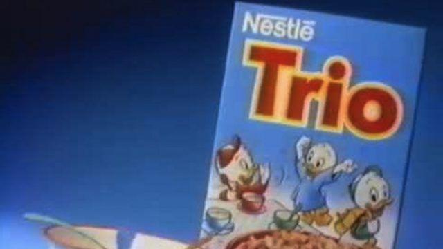 Cereali Trio della Nestlè