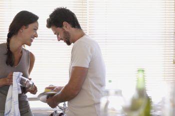 La lettera di un marito sulle pulizie di casa