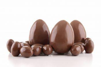 Tanti modi per riciclare le uova di cioccolato di Pasqua