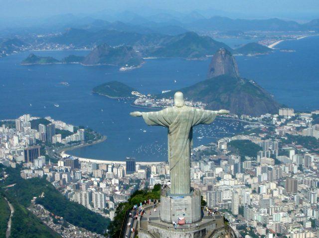 Cristo Redentore di Rio
