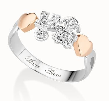 nuovo prodotto risparmia fino all'80% molti stili Qual'è l'anello giusto da regalare ad una neo mamma?   Bigodino
