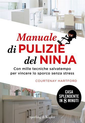 Manuale di pulizie del ninja